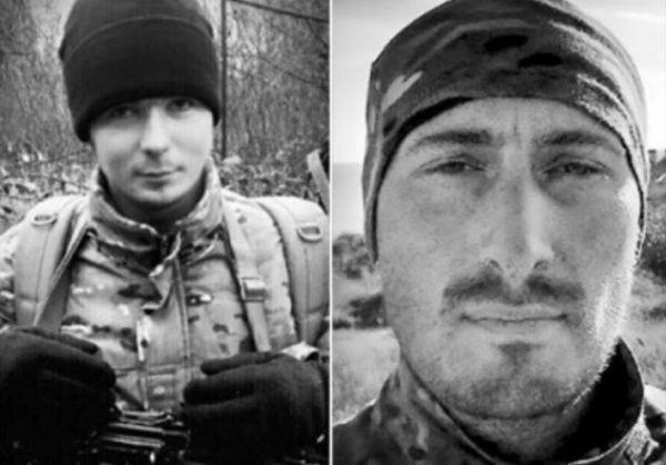 Названы имена погибших под Мариуполем морпехов (фото ...