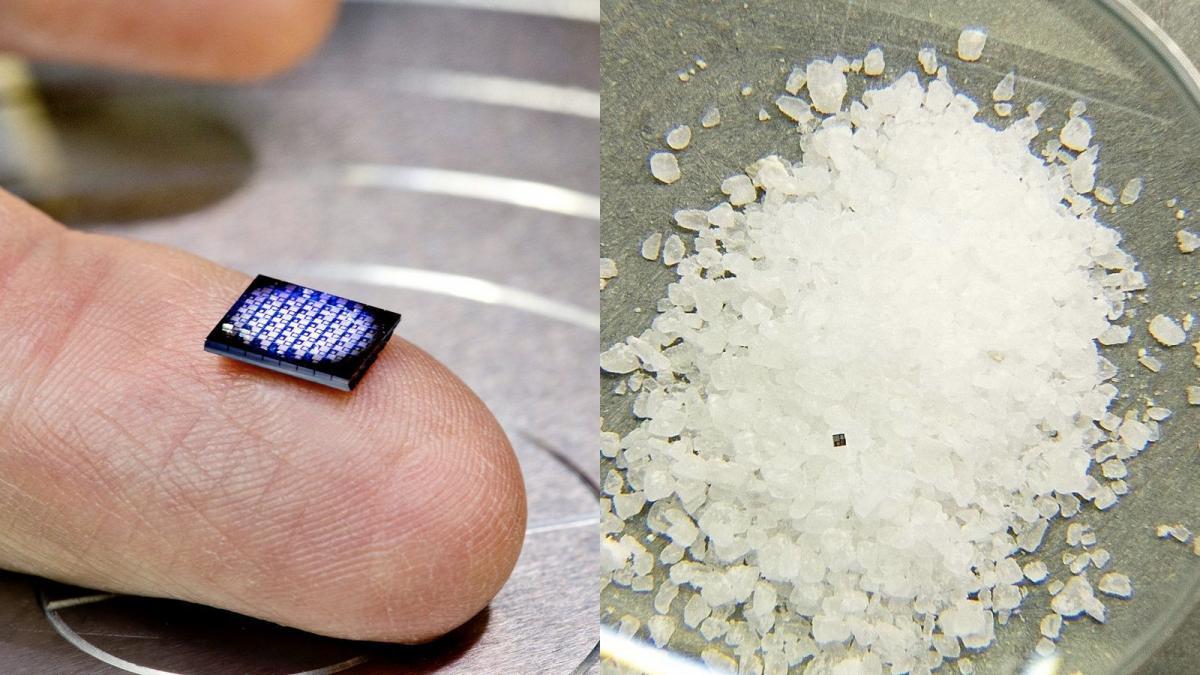 """Компания IBM представила """"самый маленький компьютер в мире ..."""