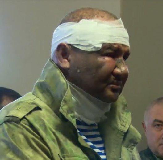 Пострадавший от взрыва в «Сепаре» террорист Тимофеев ...