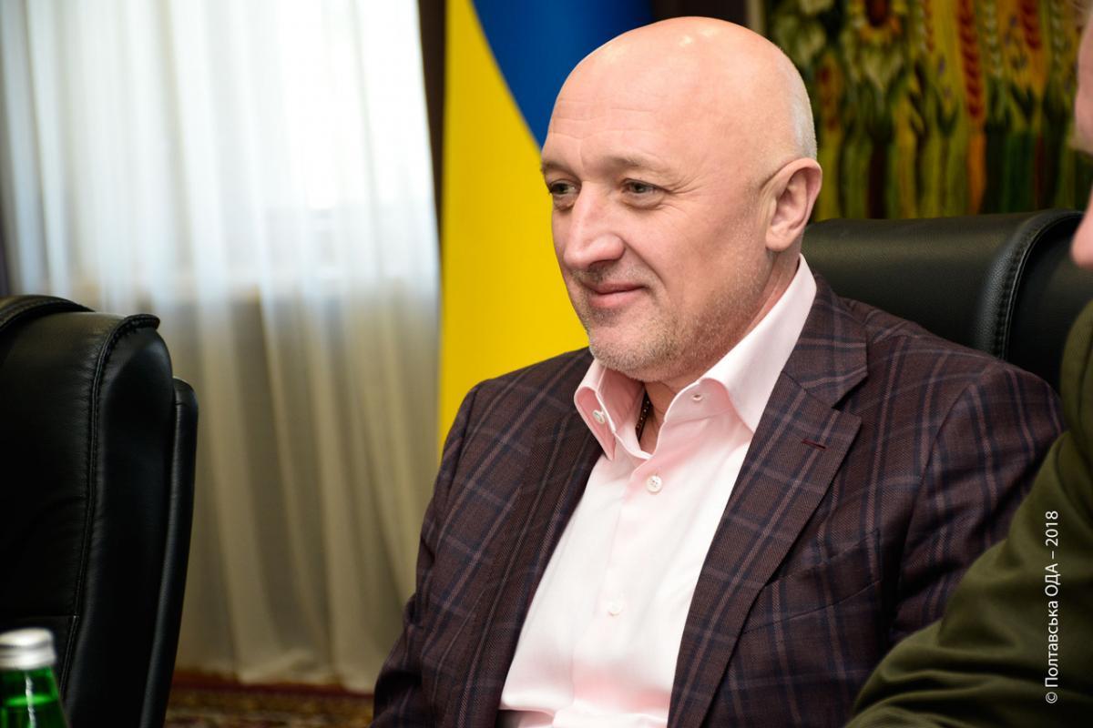 Председатель Полтавской ОГА прокомментировал сегодняшние ...