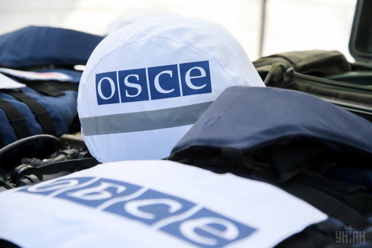 Украина проинформирует ОБСЕ об утреннем обострении на ...