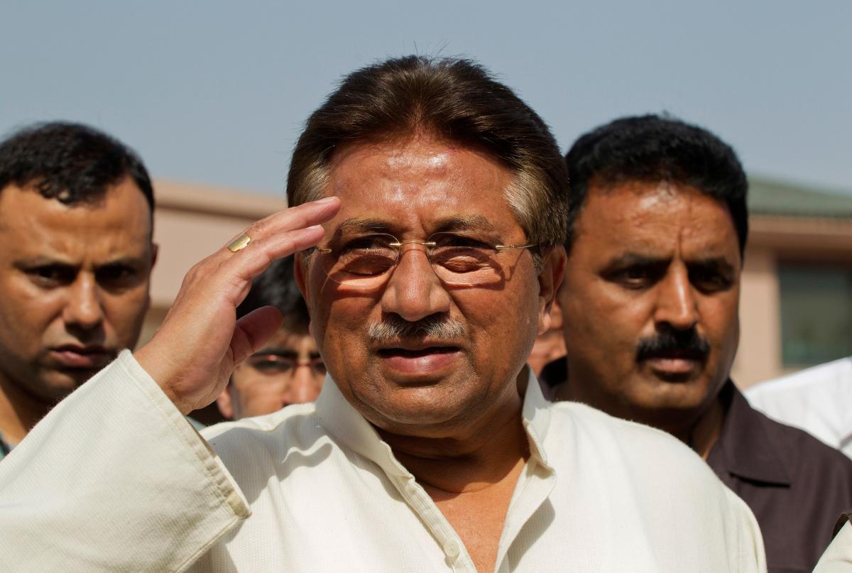 Бывшего президента Пакистана приговорили к смертной казни ...