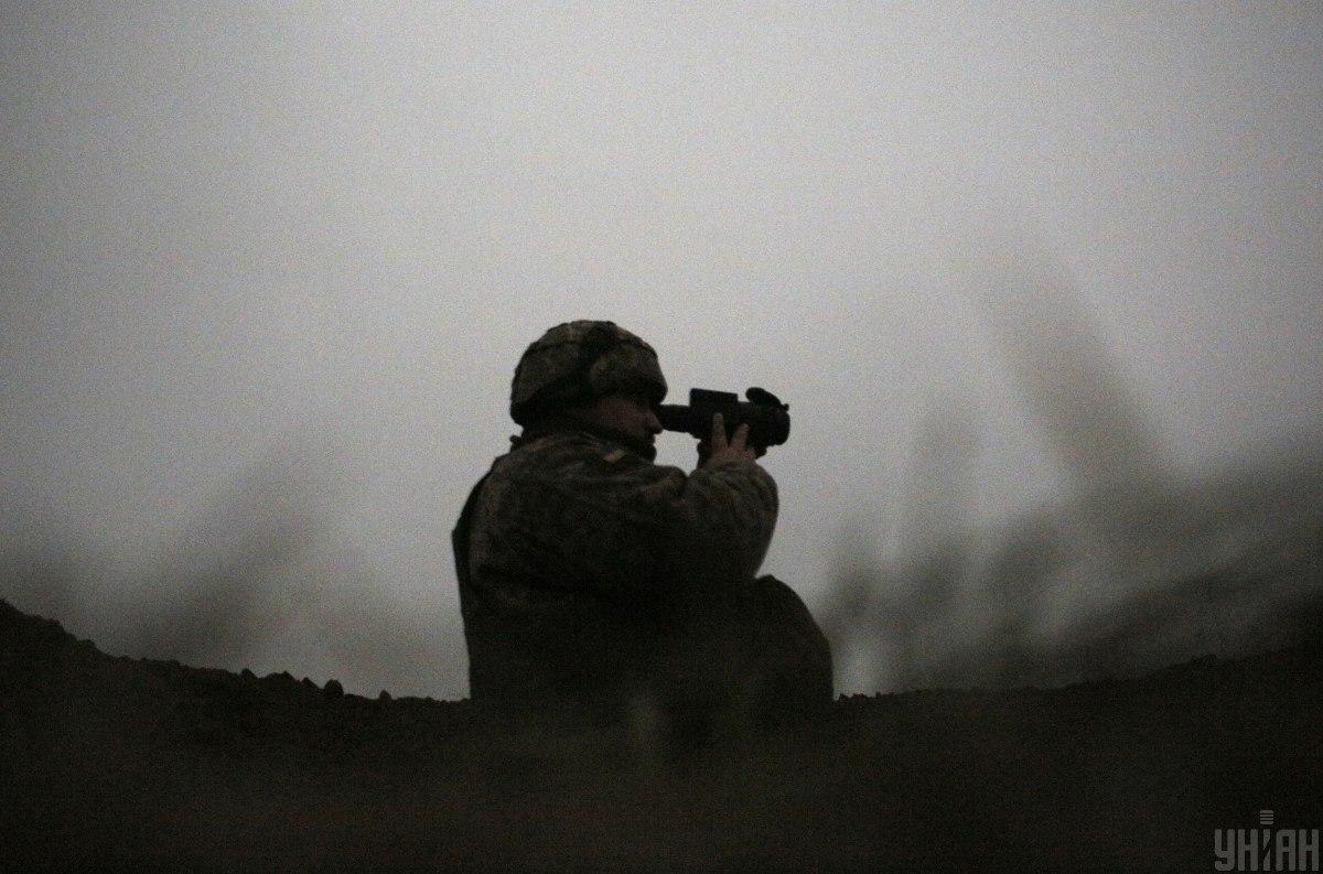 Волонтер констатировала, что «коронавирусного перемирия». на Добнассе нет / УНИАН