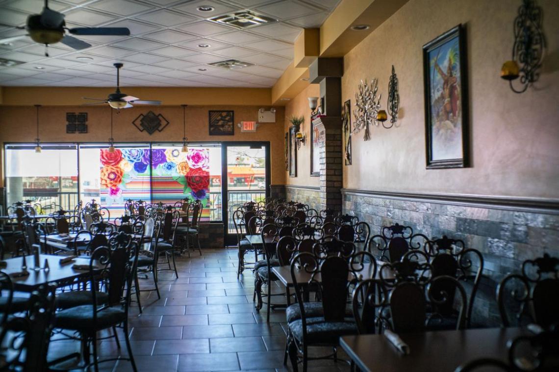 Во время карантина рестораны получали до 60% выручки именно в выходные / REUTERS