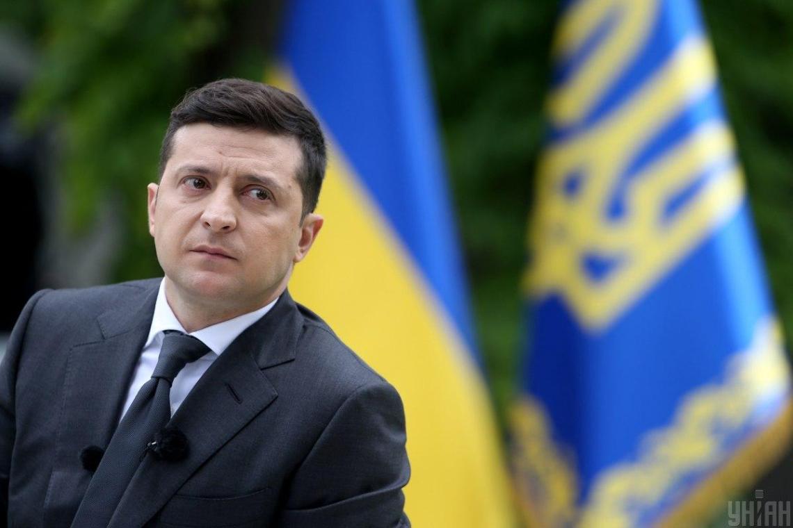 """Президент подчеркнул, что в состав КС входят """"дети"""" Януковича и """"родственники"""" Тимошенко/УНИАН"""
