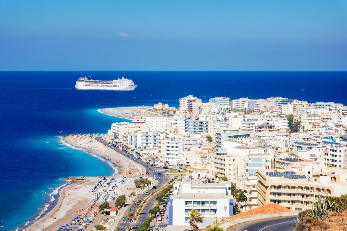 Отдых в Греции - Греция призывает ускорить введение ...