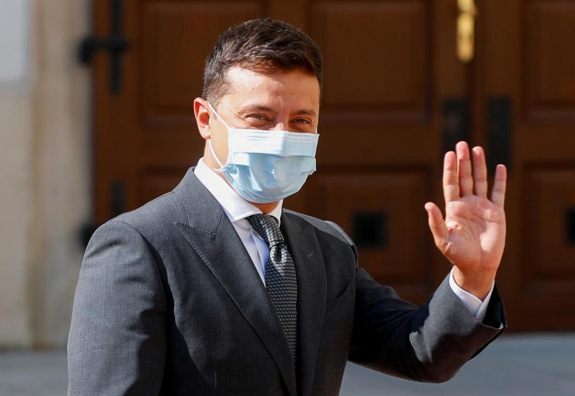 Зеленский может завести видеоблог / фото REUTERS