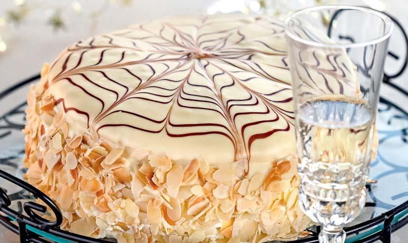 Торт Эстерхази рецепт - как приготовить классический торт ...
