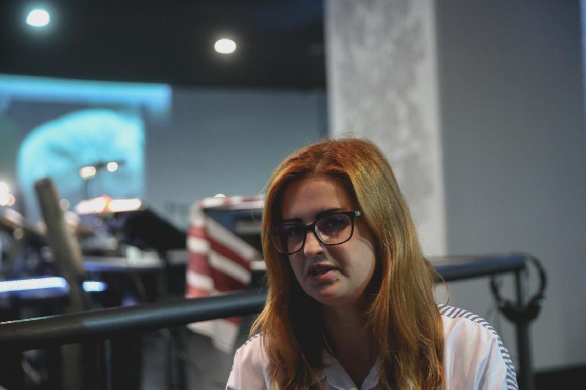 Лариса Артеменко розповіла про головні російські міфи щодо Голодомору/ фото УНІАН