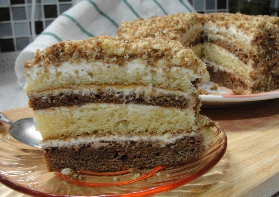 Сметанник рецепт - как приготовить вкусный торт Сметанник ...