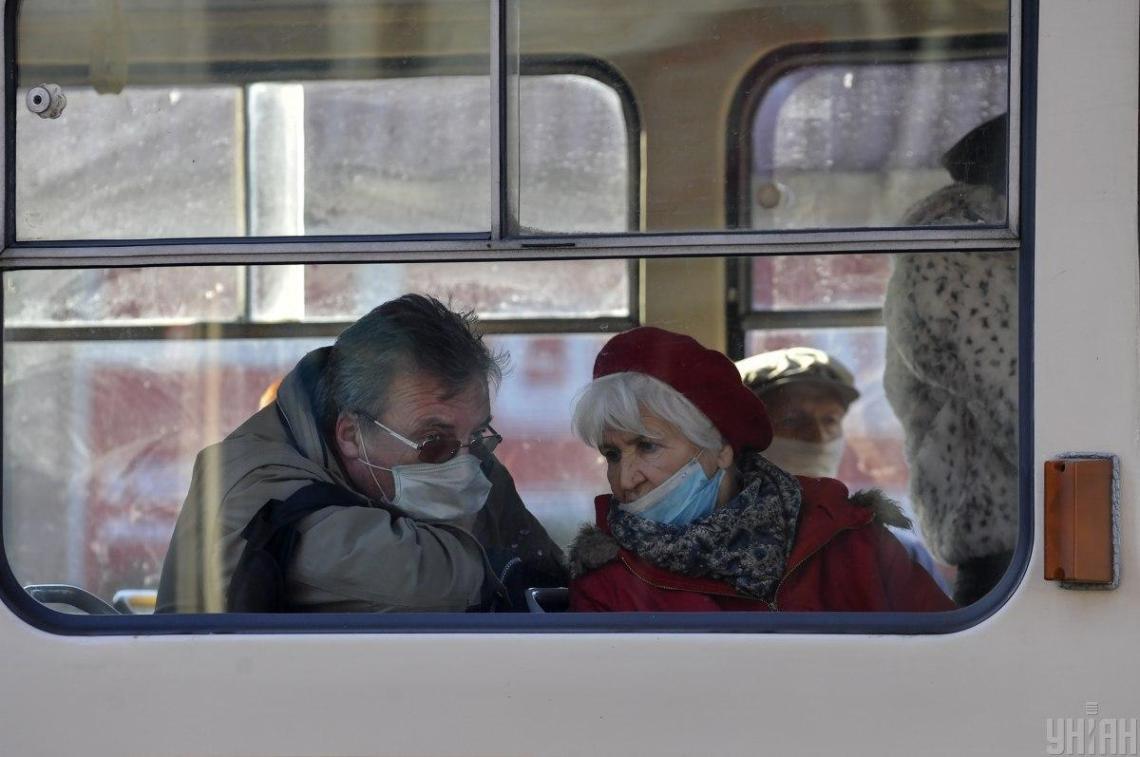 В перспективе в Одессе и области для лечения инфицированных коронавирусом задействуют 2 298 коек / Фото УНИАН, Сергей Чузавков