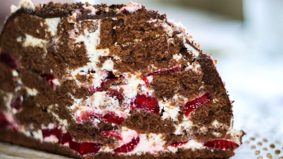Торт кучерявый пинчер рецепт - как приготовить торт ...