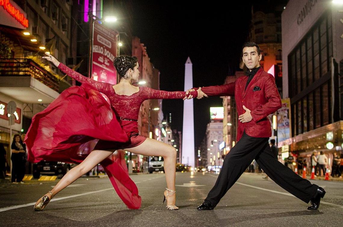 Сегодня - Международный день танго / фото commons.wikimedia.org