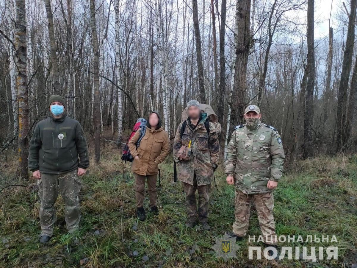 Сталкеры в Чернобыле - с начала нового года полицейские ...