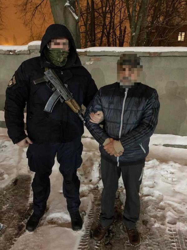 Пожар в Харькове - задержаны трое подозреваемых - фото ...