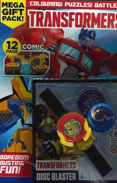 Transformers Magazine Subscription