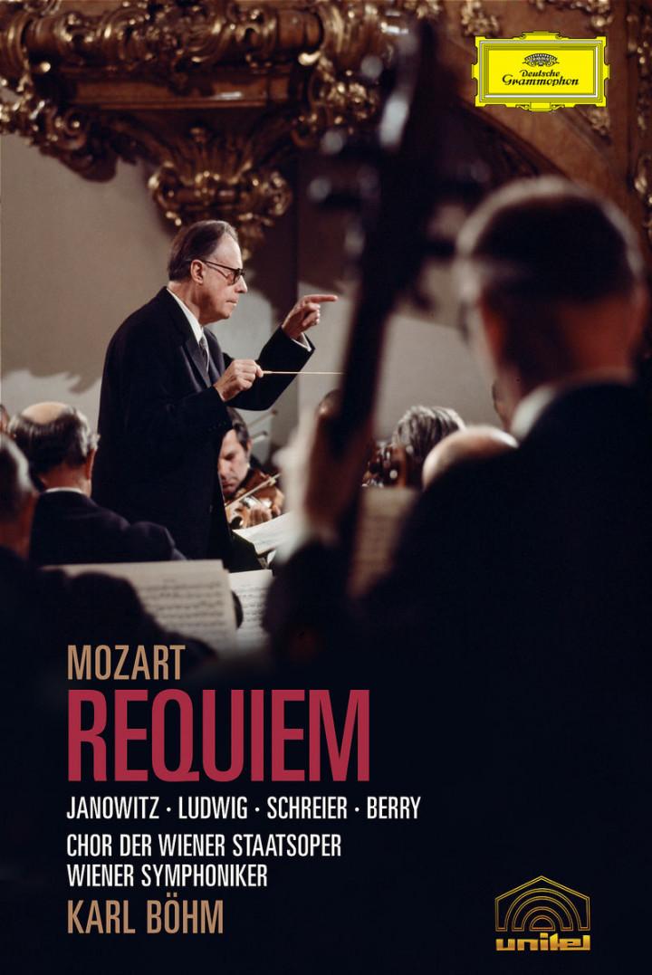 Product Family | MOZART Requiem Böhm DVD-VIDEO