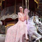 White And Pink Carousel Horse Photo Free Amusement Park Image On Unsplash