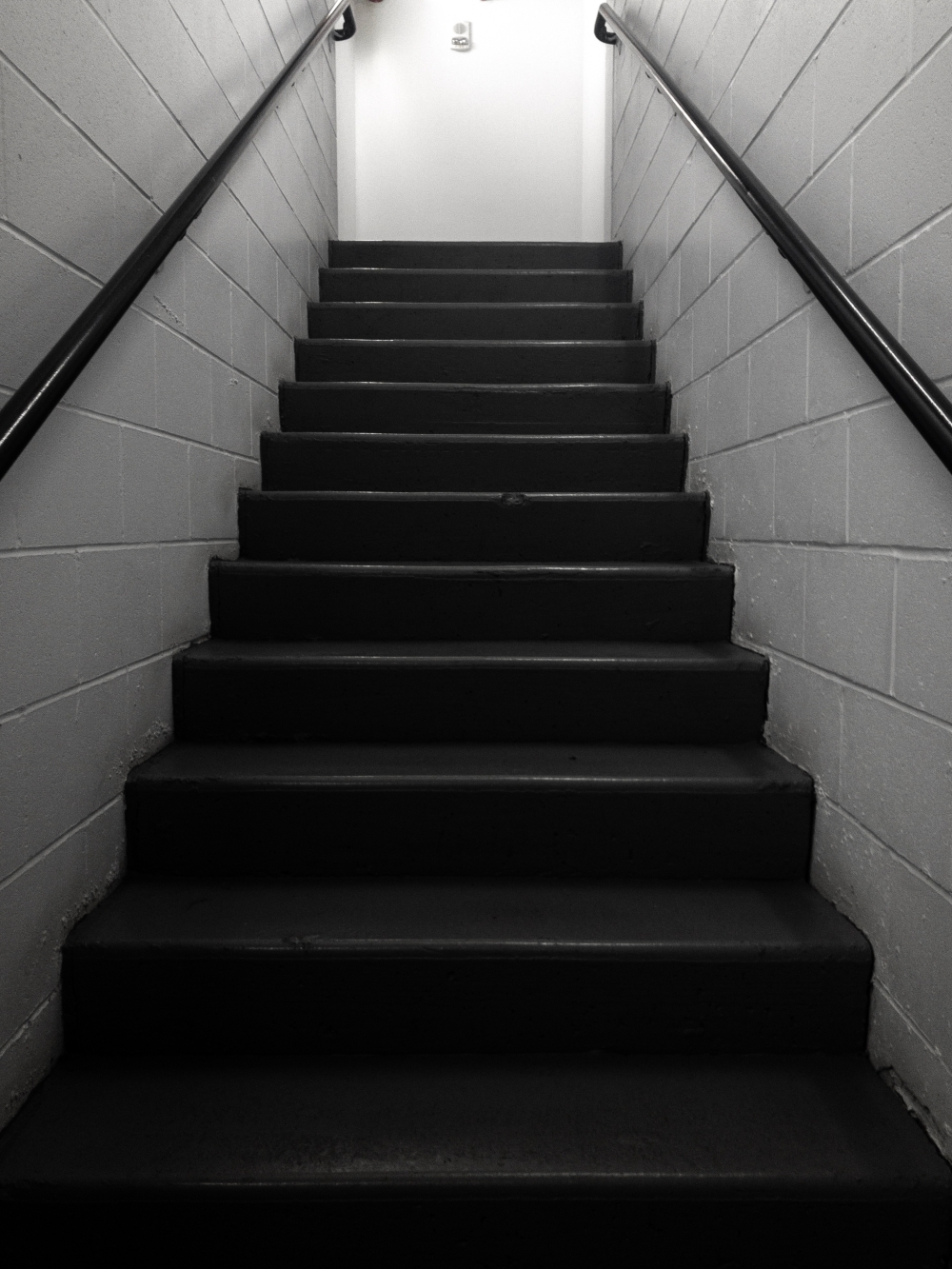 350 Staircase Pictures Download Free Images On Unsplash   Black And White Stairs Design   Farmhouse   Photography   Concept   Disappearing   Grey Background