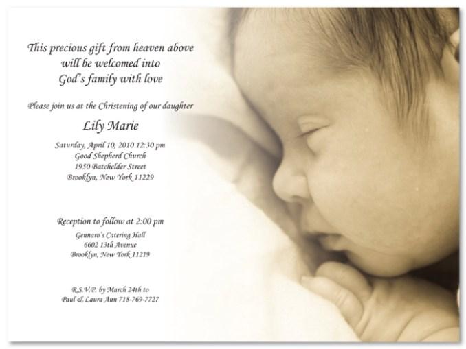 make your own christening invites newsinvitation co