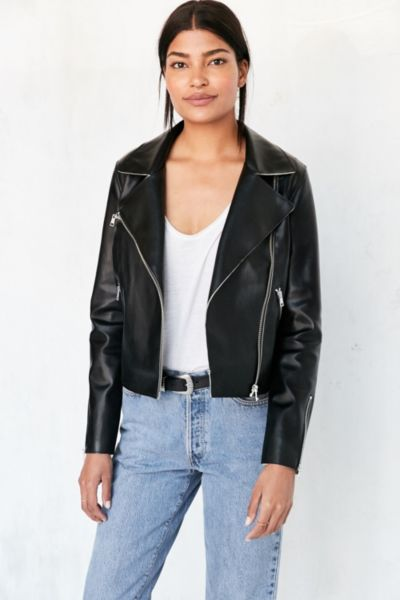 Womens Leather Suede Jackets Urban Outfitters