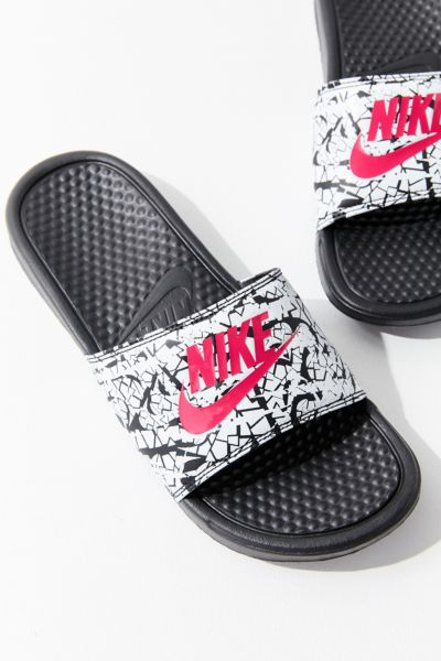 e923b5cb7b2488 Nike Benassi Jdi Crackle Slide Urban Outfitters