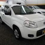 Fiat Uno 1 0 Evo Vivace 8v Branco 2012 2013 Rio Verde 1235473 Usadosbr Com