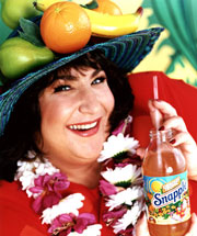 Image result for snapple lady