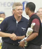 Tiger Wins British Open
