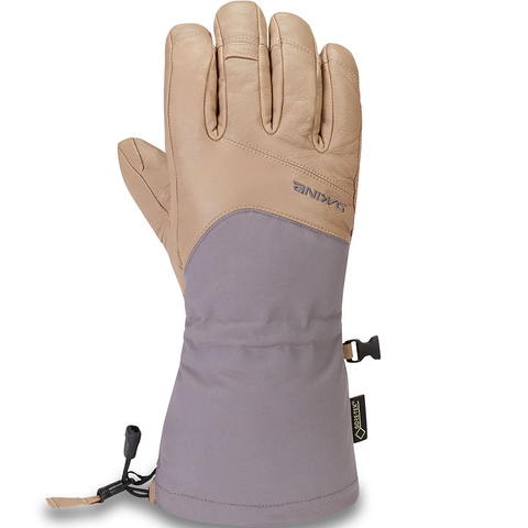 Dakine Continental GORE-TEX Glove - Women's Stone / Shark Sm
