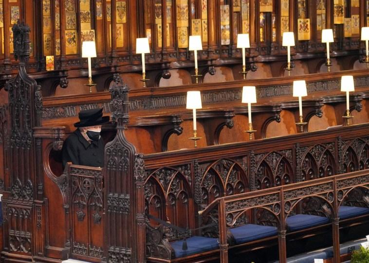 Harry e «l'incontro speciale» con la regina Elisabetta (al funerale del principe Filippo)