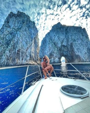 Can Yaman e Diletta Leotta, vacanze d'amore a Capri