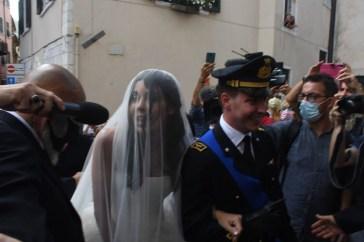 Federico Bernardeschi si è sposato: le foto delle nozze con Veronica Ciardi