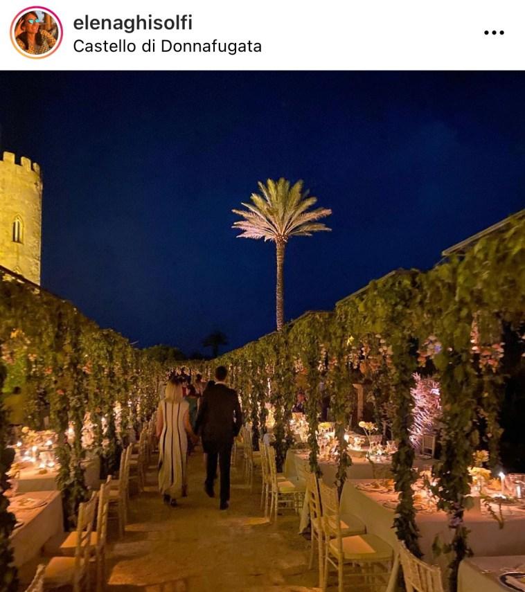 Miriam Leone e Paolo Carullo: le foto del party del matrimonio