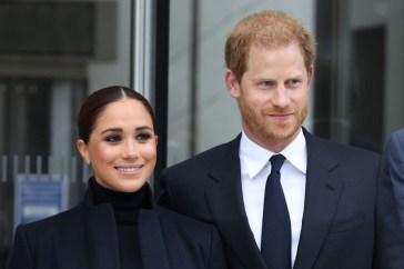 Harry e Meghan Markle, che a New York hanno scelto l'hotel preferito di Lady Diana