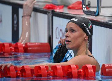 Tokyo 2020, il saluto olimpico di Federica Pellegrini: «Il mio futuro? Non in politica»