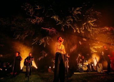 Supersalone, Marco Mengoni emoziona la Triennale
