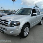2012 Ford Expedition El Limited In Ingot Silver Metallic Photo 2 F09452 Vannsuv Com Vans And Suvs For Sale In The Us
