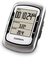 A neutral colorway for the Garmin 500