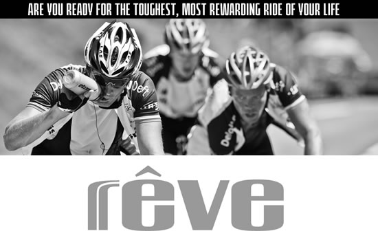 Rêve creates the ultimate grand tour experience for the recreational cyclist;