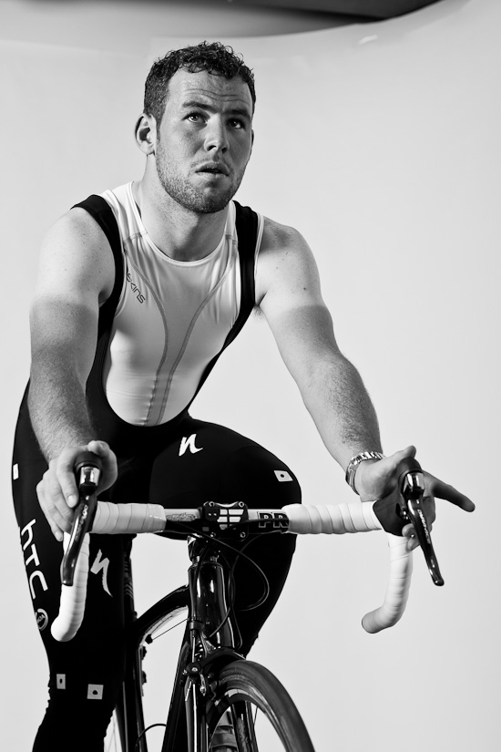 Cavendish wearing SKINS