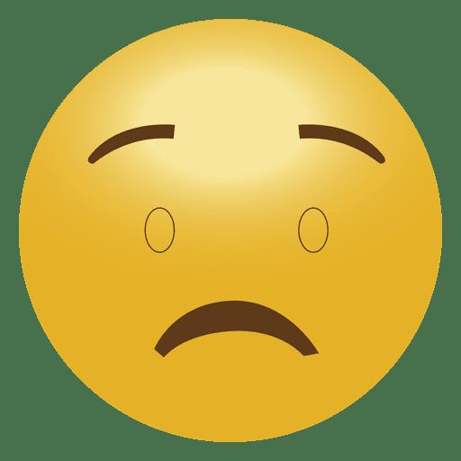 Sad Emoji Transparent