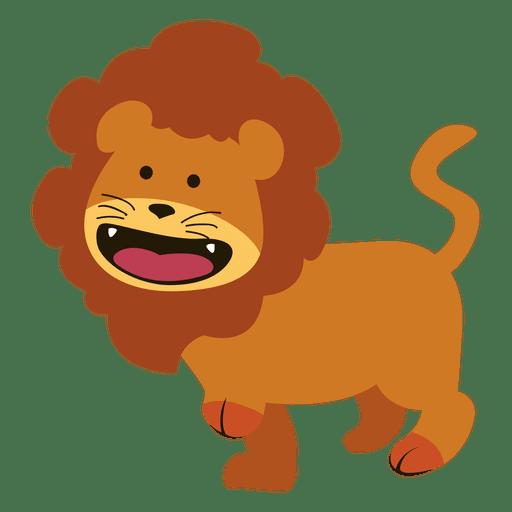 Lion Cartoon Transparent Png Svg Vector File