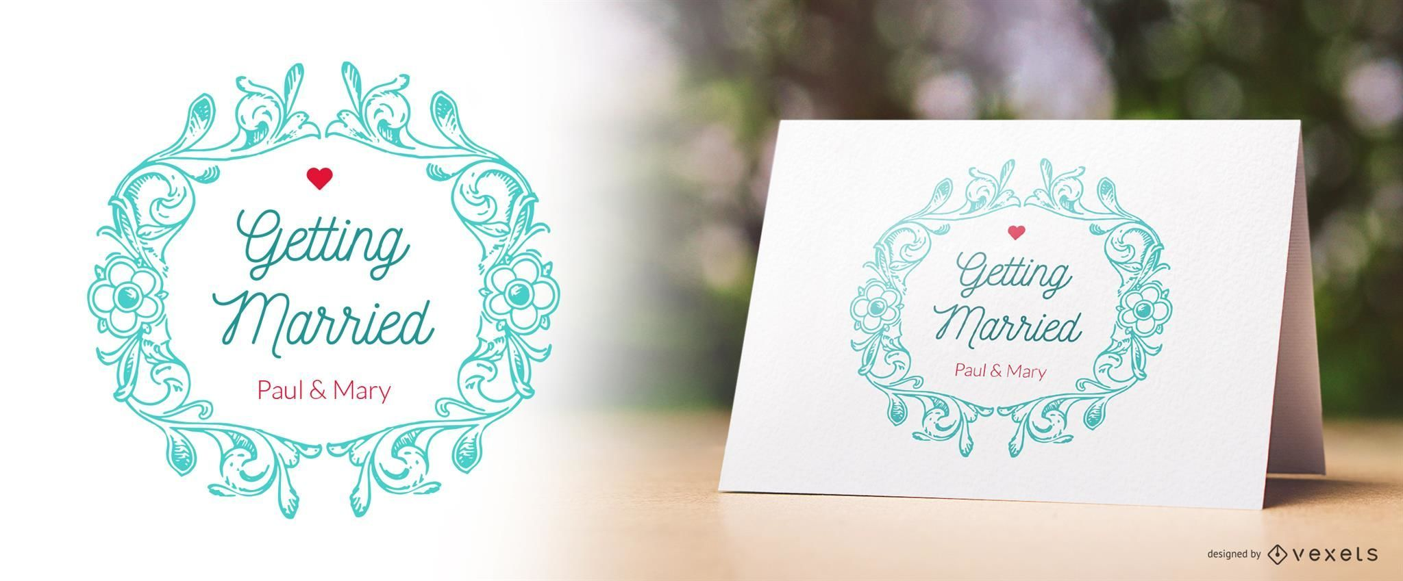 Marriage Invitation Card Edit Online