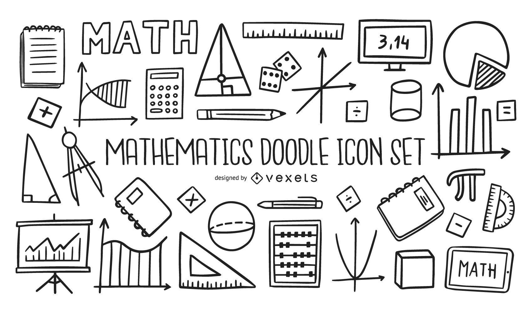 Un lugar donde ejercitar tu mente jugando con las matematicas, para niños de primaria e infantil, ejercicios de todo tipo, sumas, restas, multiplicaciones, calculo mental., Vectores Graficos De Matematicas Para Descargar