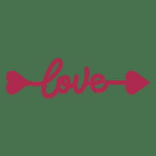 Download Wedding love arrow - Transparent PNG & SVG vector file