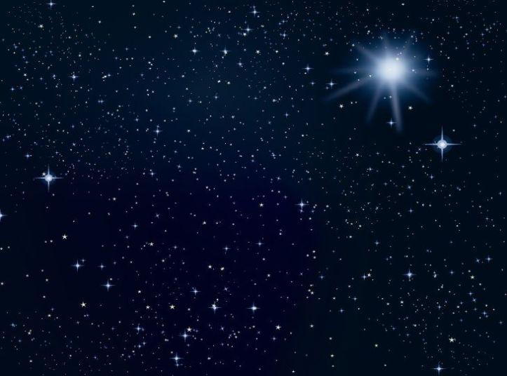 Resultado de imagen para fotos desde el espacio con estrellas