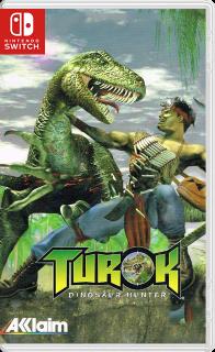 25813412 - Turok 2: Seeds of Evil + 1 Switch NSP XCI