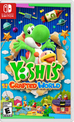 25951873 - Yoshi's Crafted World Switch NSP XCI