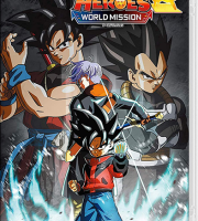 SUPER DRAGON BALL HEROES WORLD MISSION Switch NSP